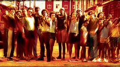 """Still shot from the move """"City of God."""" One of my favorite foreign films."""