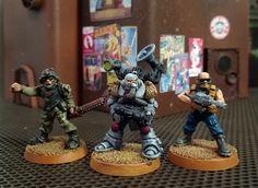 Techpriest Heretec Imperial Guard