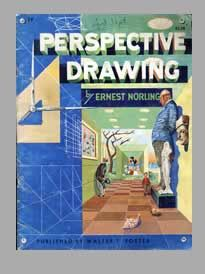 Ernest Norling, Perspective Drawing 1950, a selection of plates