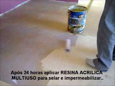 BAUTECH Cimento Queimado Pronto   Bautech Brasil