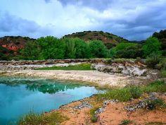 Naturaleza intensa | Intense nature  Travertino de la Laguna Lengua  #ruideratreasures #lamanchahumeda #nature #photography