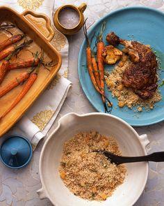 Moroccan-Spiced Chicken - Martha Stewart Recipes