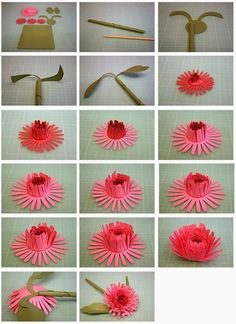 Calendula Camellia and Sweet Pea Paper Flowers! 2019 Calendula Camellia and Sweet Pea Paper Flowers! The post Calendula Camellia and Sweet Pea Paper Flowers! 2019 appeared first on Paper ideas. Big Paper Flowers, Paper Quilling Flowers, Diy Flowers, Fabric Flowers, Diy Fleur Papier, Paper Flower Tutorial, Quilling Designs, Flower Template, Kirigami