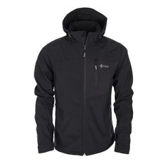 Get your Kilpi Mens Elio Softshell Jacket (Black) at SportPursuit today. Outdoor Brands, Softshell, Outdoor Outfit, Summer Collection, Nike Jacket, Hoodies, Jackets, Clothes, Black