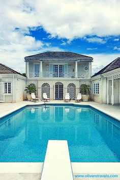 Aurora - Caribbean - Sleeps 6-12! Classic elegance is the only way to describe this fabulous Georgian style villa located on over two acres of well manicured grounds adorned with numerous orchids and tropical flowers. #WhyDoOrdinary?