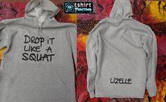 Custom ladies hoodies-printed for sport team Wholesale Hoodies, Cool Hoodies, South Africa, Cool Stuff, Stuff To Buy, Sport, Printed, Lady, Sweaters