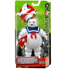 Ghostbusters 2016 Mattel Stay Puft Action Figure