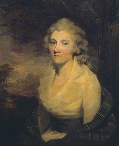 Henry Raeburn - A Young Lady