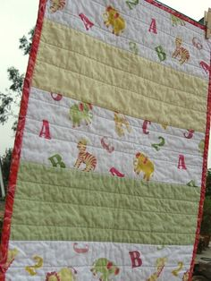 Directions on how to make your first quilt.