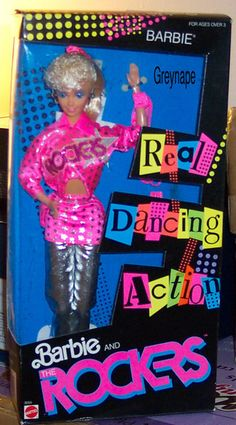 One of my favorite barbies #80's
