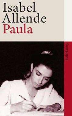 bei Paulas Abschiedsbrief habe ich geweint wie bei noch keinem Buch - Allende ist großartig emotional!