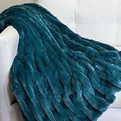 greek_goddess18: Bedding - Lazo Throw - Peacock | Throws | Bedding & Pillows | Z Gallerie - throw blanket, peacock, teal