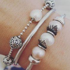 Trollbeads Pearls, Pandora Essence