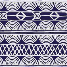 Customize and print Hawaiian Nights 1 pattern by Jessika Neira on WeaveUp