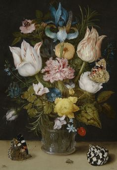 Ambrosius Bosschaert de Oude, 1612