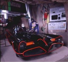 Batman TV Series | Original Batmobile (Batman television series)