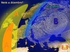 Meteo, previsioni per l'inverno: ecco cosa ci attende in questi mesi | Report Campania