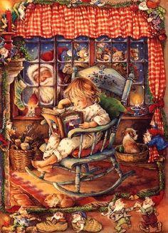 Christmas through a child's eyes... so sweet!