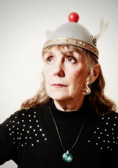 The Space Lady tells the story of her remarkable career as a street performer.