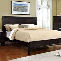 Furniture Of America,Snyder California King Bed Collection - CM7792EX-CK