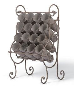 Veranda Flower Bucket Stand