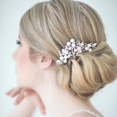Today's wedding hairstyle inspiration has me completely mesmerized. Here we have featured some of the most captivating braids and lovely buns! You can easilygetideas for the simple ponytail transformed into elegantbridal beauty. Have a peekat these swoon-worthy looks! Via Luxy Hair Blog Featured Photography:Maggie Fortson Photography Featured Photography: Mick Cookson Photography via Hairbowswonderworld Via Luxy […]