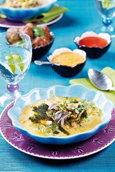 Thaimaalainen vihanneskeitto   Aasia   Pirkka  #food #Asian