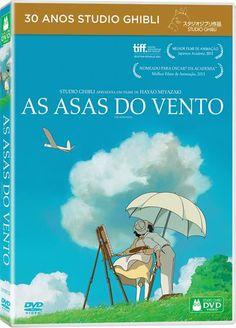 As Asas do Vento, Hayao Miyazaki - DVD Zona 2. Comprar filmes e DVD na Fnac.pt