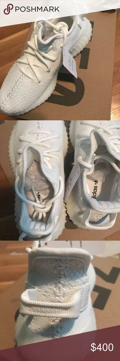 368dea7abced31 Adidas Yeezy Boost 350 V2 Cream White Triple White ONLY TEXT ME WHEN YOU  HAVE THE