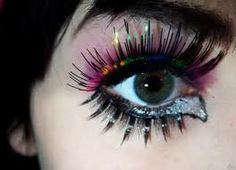 Mardi Gras Fantasy Eye