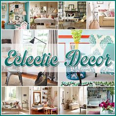 The Cottage Market: Eclectic Decor