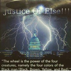 Justice Or Else
