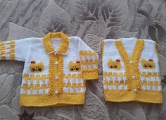 Baby Knitting Patterns, Baby Dress, Crochet Baby, Diy And Crafts, Men Sweater, Instagram Posts, Sweaters, Dresses, Fashion