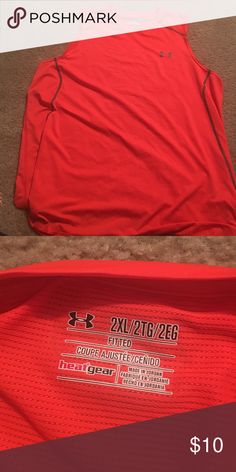 Under armor nwot Heat gear never worn Under Armour Shirts Tank Tops