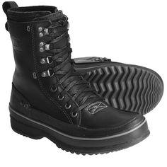 low priced 75676 ec28d ... Sorel Kingston Peak Boots - Waterproof, Leather (For Men) Nike Special  Field Air Force 1 nike nike air force 1 swat steel toe for sale ...