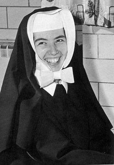 Sister of Christian Charity from the 1950s