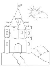Disney Castle Coloring Page Lovely Free Printable Castle Coloring Pages for Kids Doll Clothes Patterns Cinderella Coloring Pages, Disney Coloring Pages, Animal Coloring Pages, Free Printable Coloring Pages, Coloring Book Pages, Coloring Pages For Kids, Coloring Sheets, Kids Coloring, Château Disneyland