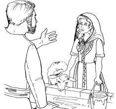 Jacob and Rachel Activity Sheets   jacob and rachel   Bible