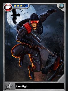 GI Joe Battleground: Lowlight (sniper)