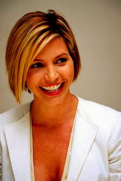 charisma carpenter short hair