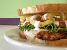 Good Tuesday morning! We hope you had a really great Memorial Day Weekend. We have a lot to get to, so let's start with our two lunch specials. Our first special is a Strips and Straws Stuffer Sandwich; Grilled Chicken Breast placed between two slices of Toasted Sourdough Bread with Honey Mustard, Bacon, melted Provolone Cheese, fresh Lettuce and Tomatoes, crunchy Funions, and finished with a delicious Peppercorn Ranch Dressing.