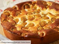 Tart Recipes, Fruit Recipes, Baking Recipes, Dessert Recipes, Mousse Au Chocolat Torte, Mini Croissants, Desserts With Biscuits, Baked Apples, Sweet Cakes