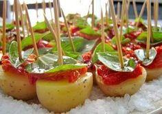O que é finger food? - Amando Cozinhar - Receitas, dicas de culinária, decoração e muito mais!
