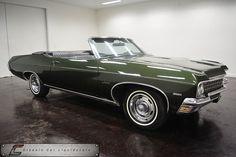 1970 Chevrolet Impala - Classic Car Liquidators