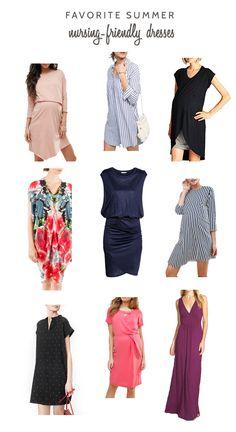 ebe2bf75c24a Nursing-Friendly Summer Dresses