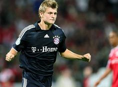 Lets GO !!! Toni Kroos- Germany  This is YOUR TIME to SHINE :)