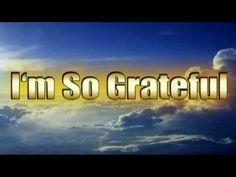 I'm So Grateful (Hebrew Israelite Song) (+playlist)