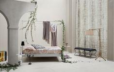 Romantisch-Schlafzimmer-design