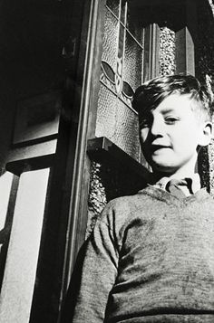 """""""The worst pain is that of not being wanted, of realizing your parents do not need you in the way you need them.""""-John Lennon, picture taken when he was age seven"""