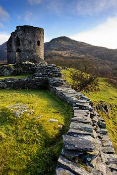 Dolbadarn Castle, Snowdonia.I want to go see this place one day.Please check out my website thanks. www.photopix.co.nz